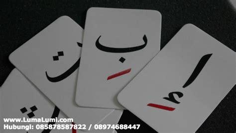 Flash Card Abjad Angka Warna Bentuk Balita harga flash card huruf hijaiyah tahun 2015