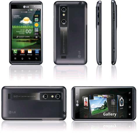 Handphone Lg Optimus 3d P920 lg optimus 3d p920 specs review release date phonesdata