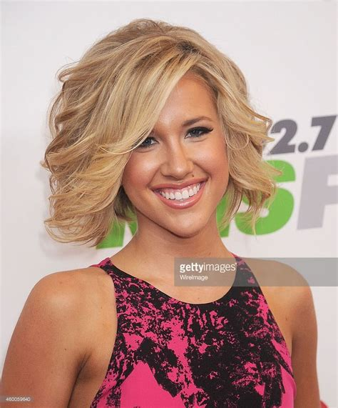 savannah chrisley hair color kiis fm s jingle ball 2014 press line tvs los angeles
