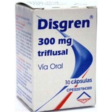 Anerocid 300mg disgren 300 mg 30 capsulas info medicamentos