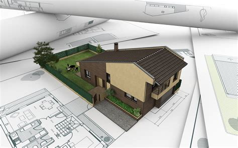 make a blue print architectural design richard anderson