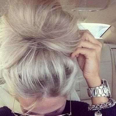 silver is the new blonde   ash/blonde hair   pinterest