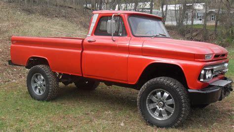 1964 gmc truck bangshift 1964 chevy detroit diesel
