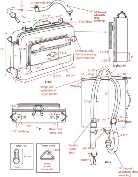 pattern drafting for handbags 95 best images about leathergoods on pinterest ralph