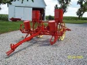 used farm tractors for sale blackhawk 2 row corn planter