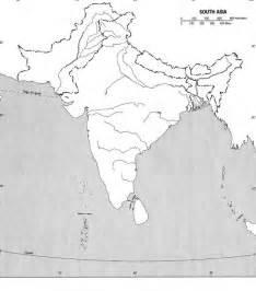 Asia Map Political Blank by Blank Map Of South Asia