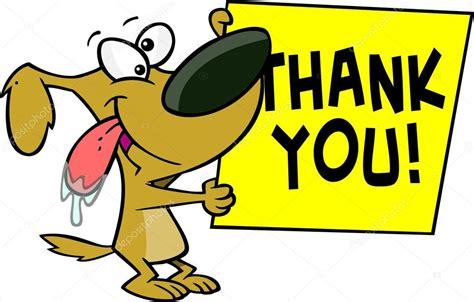 imagenes que se mueven trackid sp 006 dibujos animados de signo perro gracias vector de stock