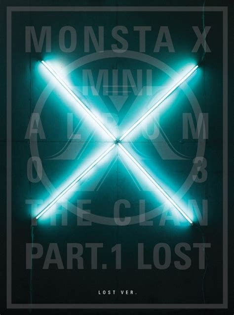 Monsta X The Clan Pt 25 Beautiful Album 1 monsta x the clan pt 1 lost lost version