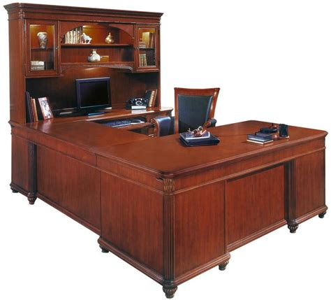 U Shaped Office Desk With Hutch Office Furniture 1 800 460 0858 Trusted 30 Years Experience Office Furniture And More