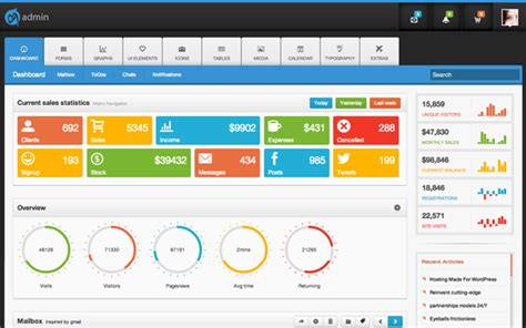 themes and templates dina bootstrap themes and templates blue moon admin