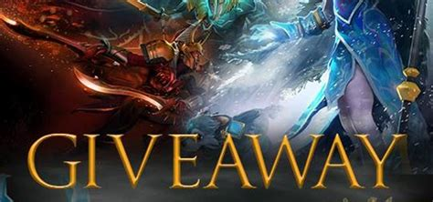 Dota 2 Arcana Giveaway - gamersbook community for gamers