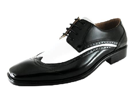 black and white mens oxford shoes amali mens two tone black and white oxford dress shoe
