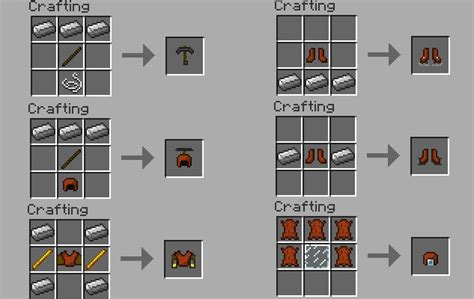 how to craft running shoes 1 6 4 armor movement mod forge update minecraft mod