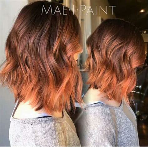 ombr cheeks ombr cheeks best 25 copper ombre ideas on pinterest ombre hair