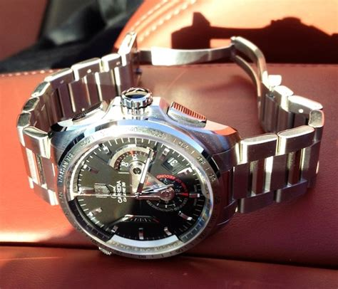 Tag Calibre17 Supercopy Fullblack tag heuer grand quality 36 rs caliper chronograph review swiss