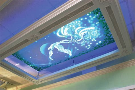 desain lu led untuk plafon tips memilihan warna lu plafon rumah minimalis rumah