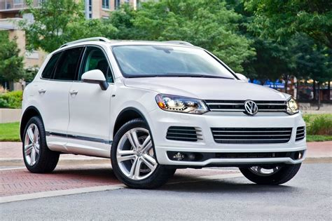 volkswagen suv touareg used 2014 volkswagen touareg for sale pricing features