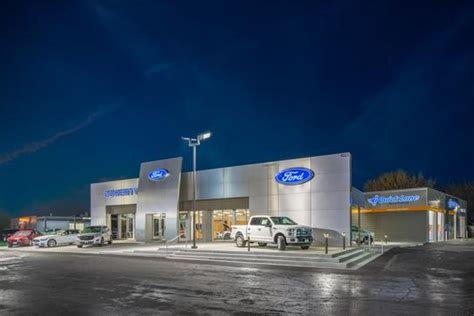 Doherty Ford by Doherty Ford Car Dealership In Forest Grove Or 97116