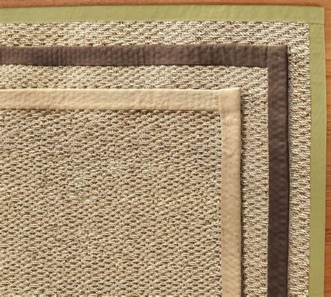 color bound seagrass rug color bound seagrass rug sprout pottery barn