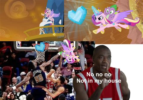 not in my house no no no cadence not in my house by thefleabagman on deviantart