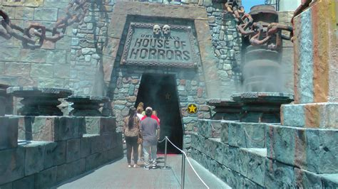 house of horros 9 not to miss universal studios hollywood attractions