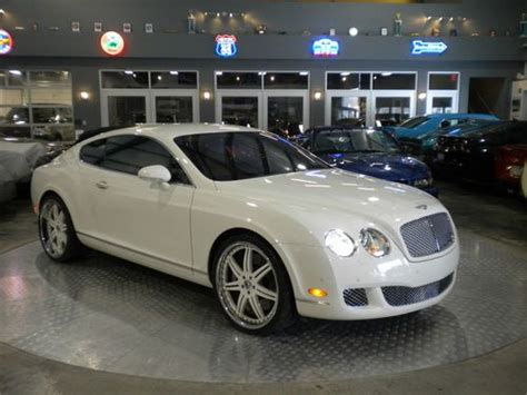 auto air conditioning service 2009 bentley continental gt on board diagnostic system sell used 2009 bentley continental gt coupe 2 door 6 0l in getzville new york united states