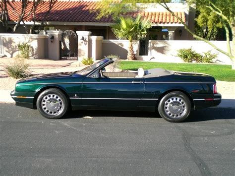 1993 cadillac allante for sale 1993 cadillac allante convertible 6900 selling
