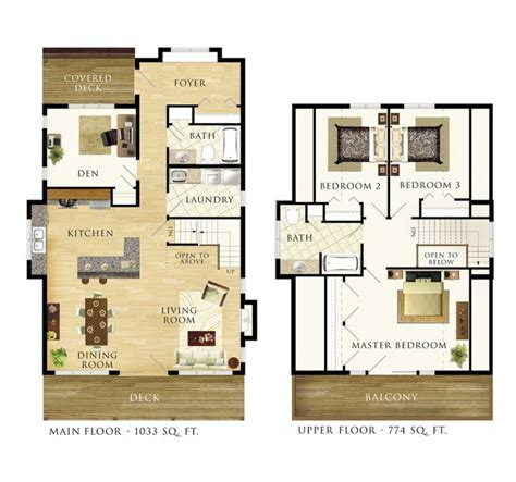 Cabin Home Plans Beaver Homes And Cottages Rzut Oka Na Rzut