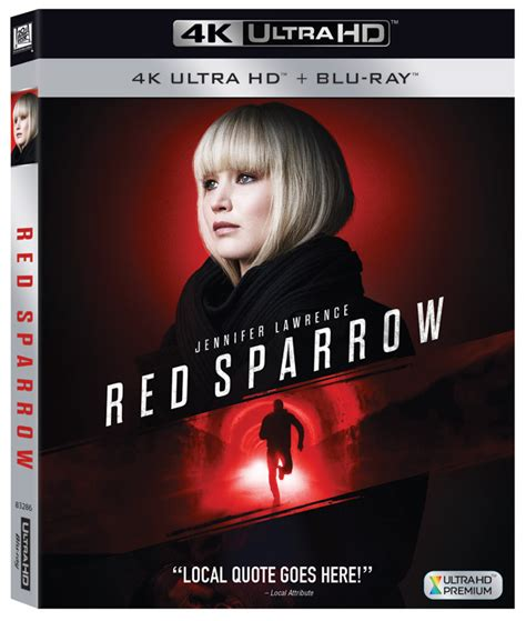 film blu ray uhd jennifer lawrence in red sparrow 4k blu ray dvd and