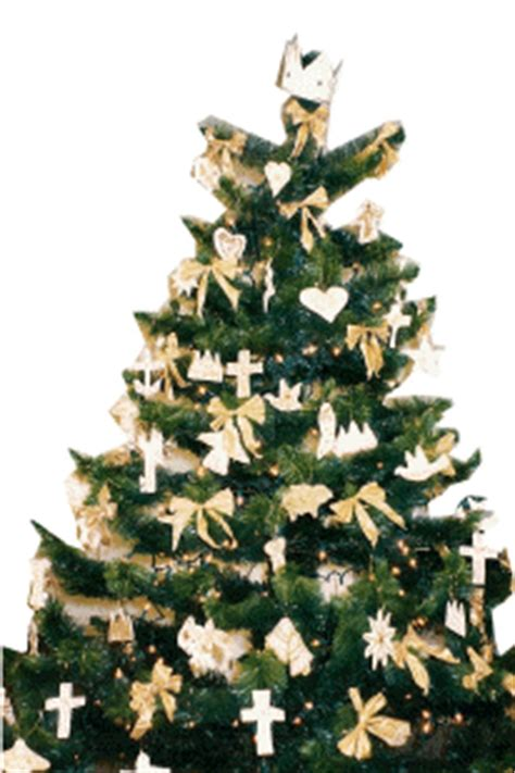 chrismon christmas trees christ trees ornaments of faith