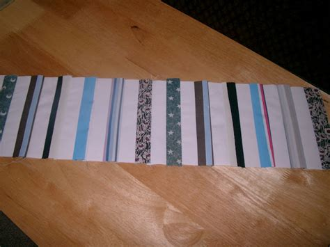Piano Key Quilt Border by And Thread Quilt Borders