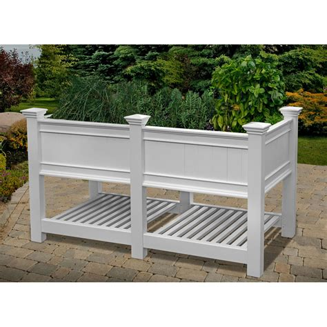Raised Planters New Arbors Va68216 Cambridge Raised Planter 6 Kit