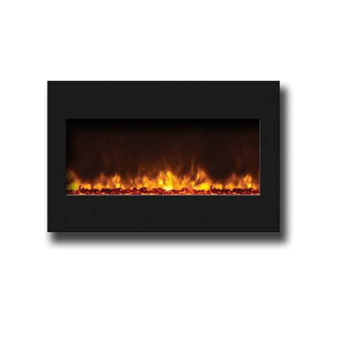 Electric Fireplaces Clearance by Amantii Zero Clearance Electric Wall Fireplace 33 Quot