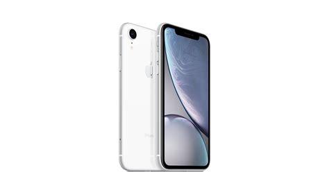 iphone xr gb white apple