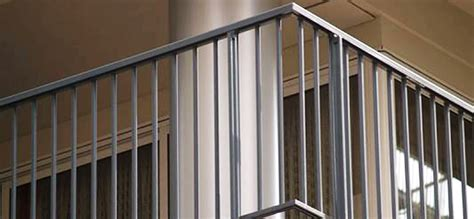 barandillas de aluminio para terrazas barandillas de aluminio en castell 243 n tecniventana