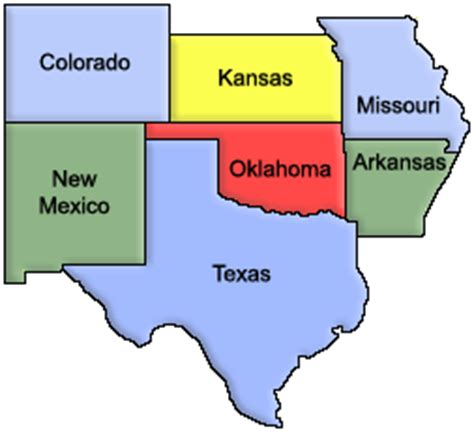 map of texas and surrounding states map of texas and surrounding states my