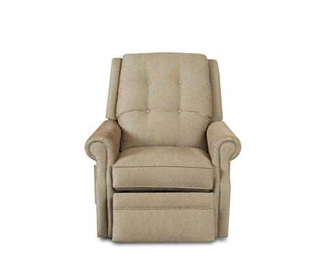 reclining rocker chair transitional manual swivel rocking reclining chair with