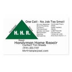 slogans for construction business cards handyman logo handyman home repair one call sided standard business cards pack of
