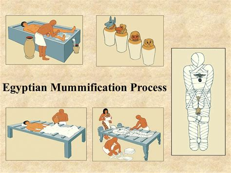 the mummification process egypt land of the pharaohs ppt download