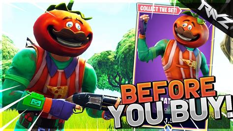 which fortnite skin should i buy before you buy the new quot tomatoehead quot skin should you buy