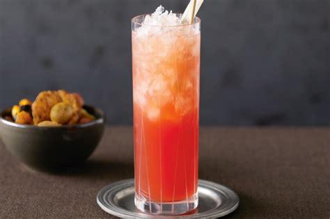 singapore sling recipe taste com au
