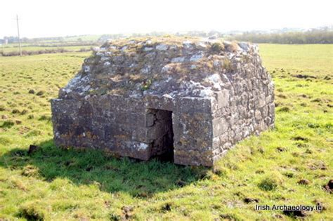 The Sweat House At Creevaghbaun Co Galway Irish Archaeology