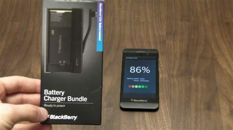 Battery Charger Bundle For Blackberry Z10 2011 blackberry z10 battery charger bundle unboxing and on