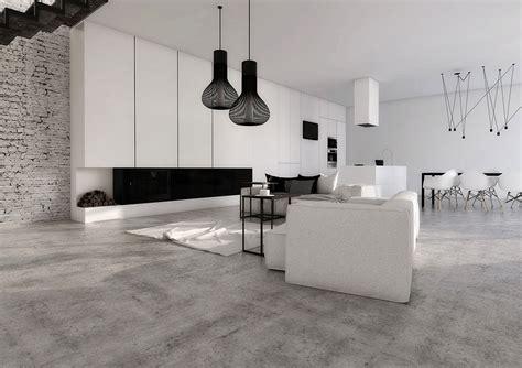 soggiorno minimal  idee   arredamento dal design