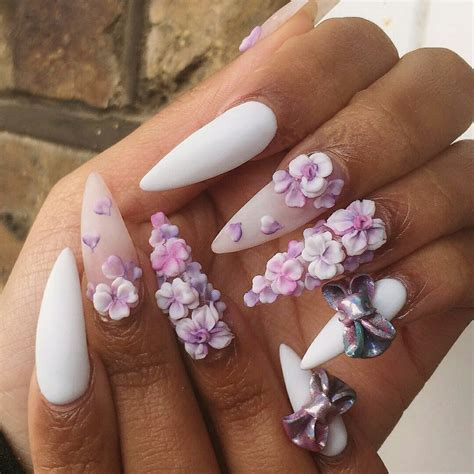 3d Nails by How To Make 3d Nail 3d Nail Designs With Best