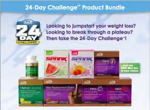 24 day challenge product bundle