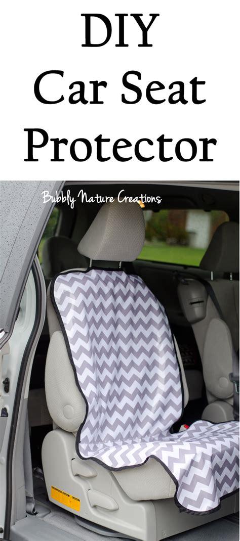 diy car seat upholstery diy car seat protector home and heart diy