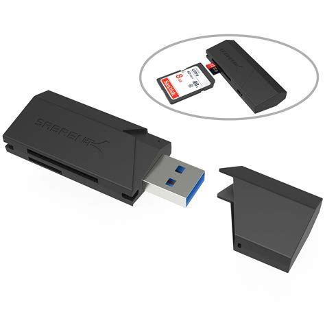 Usb Card Reader sabrent usb 3 0 micro sd and sd card reader