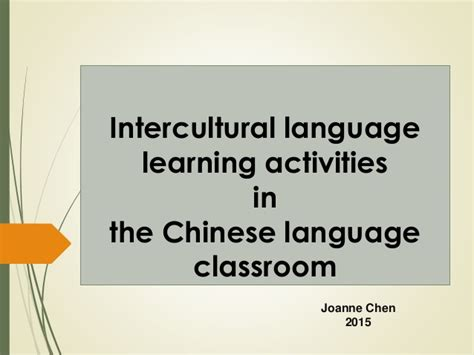 language education in chile a cultural historical activity theory perspective books intercultural language learning activities