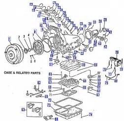 exploded view of 4l60e automatic transmission autos post